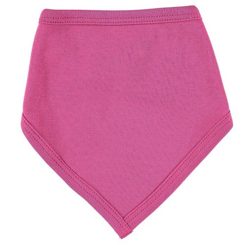 dribble cloth magenta
