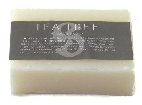 Zeep tea tree 100gr Soap-n-Scent