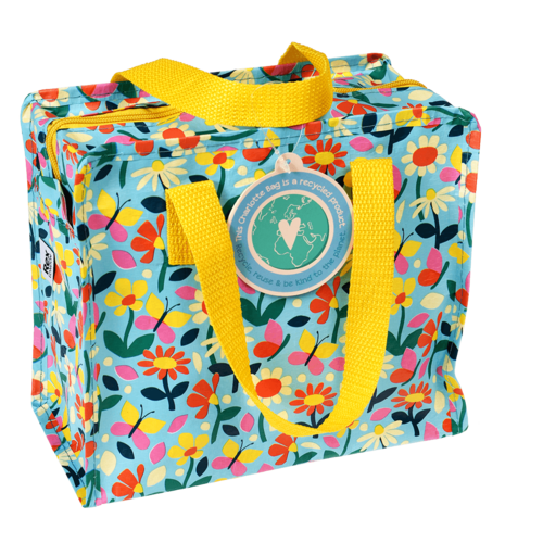 Children's bag Butterfly garden - recycled plastic