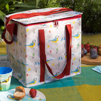 Cooling bags - lunchbags - plates and bottles