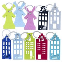 Key clips - bag clips